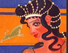 Πασιφάη, μητέρα  Μινώταυρου