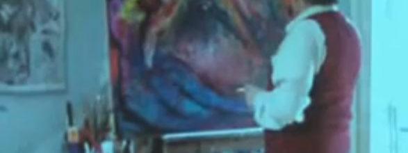 Ο Σπύρος Κουκουλομάτης στην ΕΡΤ (1983)